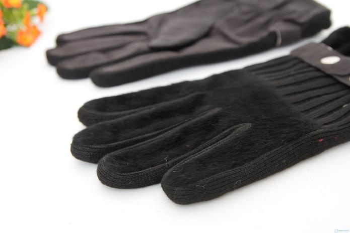 Găng tay len lông - 4