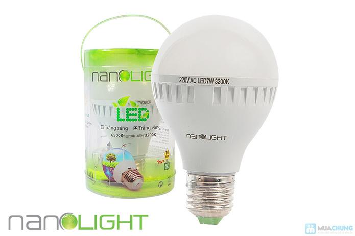 Bóng đèn led siêu tiết kiệm nanolight 7W - 5