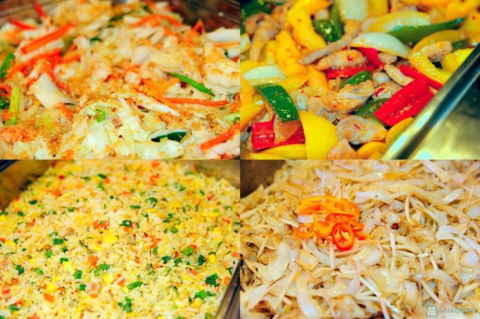 Buffet nướng tối thứ 6, 7, Chủ nhật tại Nhà hàng Hương Sen - Chỉ 10.000đ được phiếu 55.000đ - 1