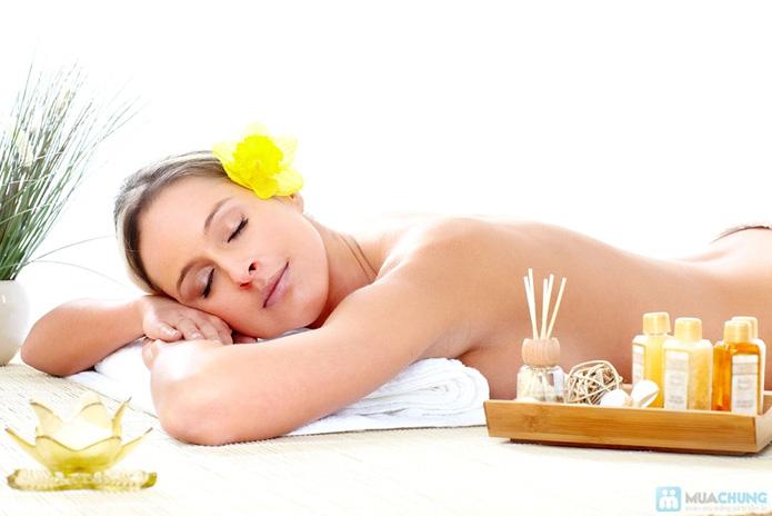 Xông hơi, massage body thư giãn toàn thân tại Đẹp Spa - 1