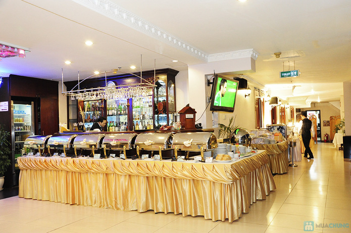 Buffet nướng tối thứ 6, 7, Chủ nhật tại Nhà hàng Hương Sen - Chỉ 10.000đ được phiếu 55.000đ - 4