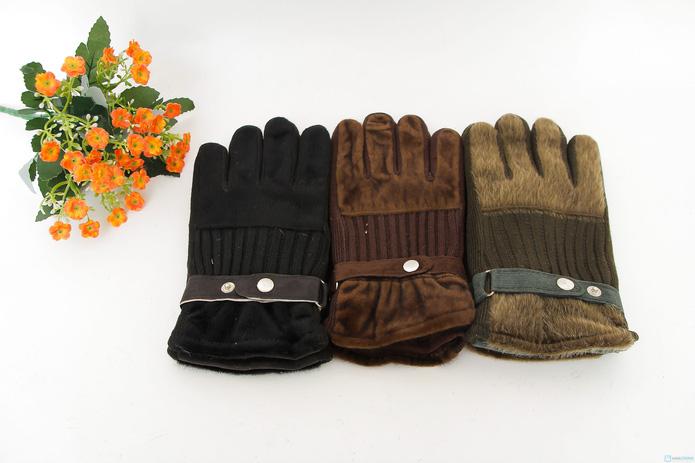 Găng tay len lông - 1