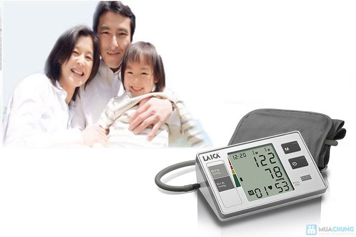 Máy đo huyết áp bắp tay LAICA BM2001 - 11