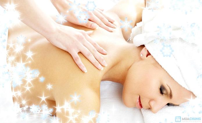 Xông hơi, massage body thư giãn toàn thân tại Đẹp Spa - 5