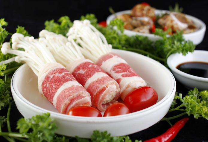 buffet koo koo bbq - 10