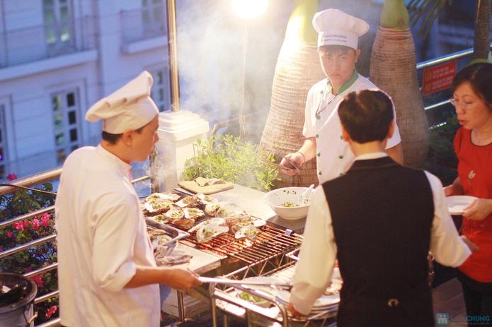 Buffet nướng tối thứ 6, 7, Chủ nhật tại Nhà hàng Hương Sen - Chỉ 10.000đ được phiếu 55.000đ - 12