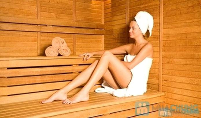Xông hơi, massage body thư giãn toàn thân tại Đẹp Spa - 2