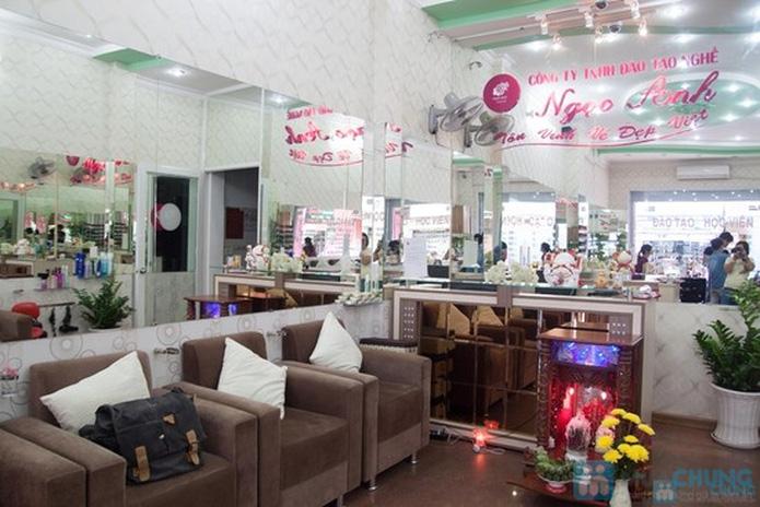 Trọn gói Uốn - duỗi - nhuộm tại Ngọc Anh Beauty Center - 3