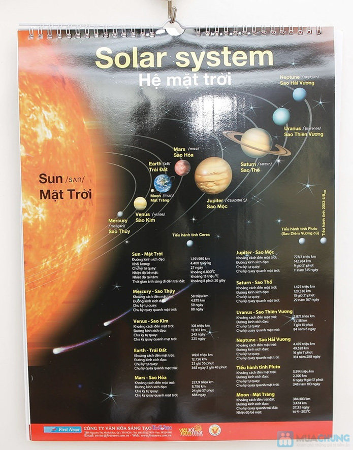 3 bộ Poster treo tường 8 tờ dành cho bé học. Chỉ với 121.000đ - 10