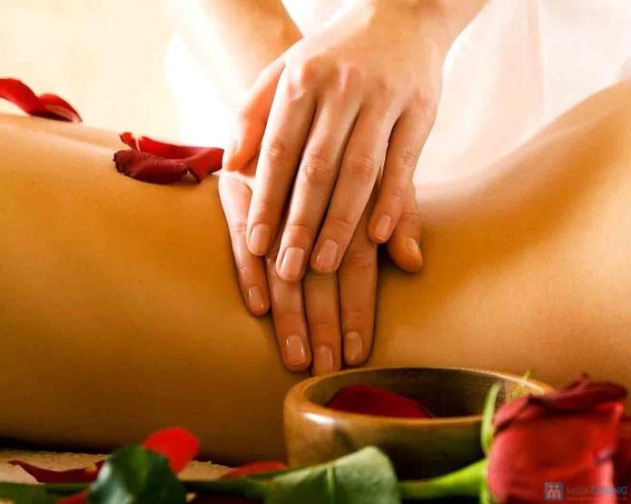 Xông hơi, massage body thư giãn toàn thân tại Đẹp Spa - 3
