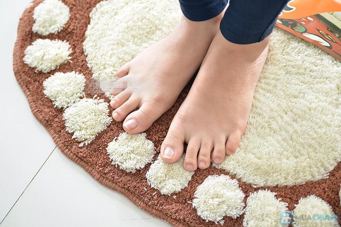 Combo 2 thảm hình bàn chân xinh xắn (40*60cm) - 4