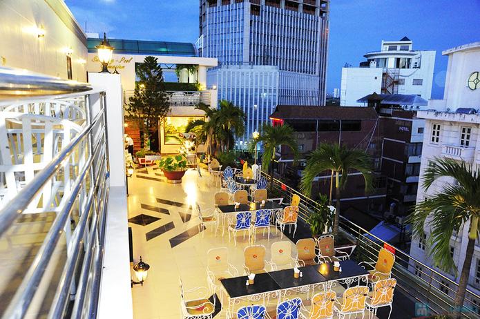 Buffet nướng tối thứ 6, 7, Chủ nhật tại Nhà hàng Hương Sen - Chỉ 10.000đ được phiếu 55.000đ - 3