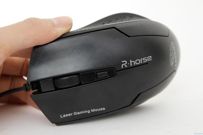 Chuột có dây RHORSE- RH-1050 ( Chuyên Games ) và Bàn phím có dây R.HORSE RH-7450 (Chuyên Games) - 5