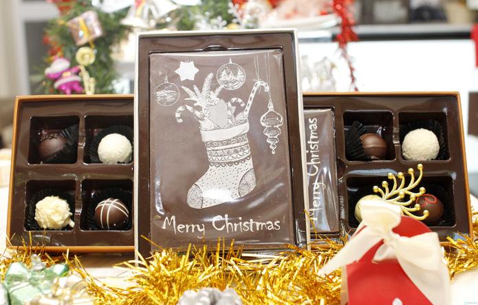 Quà tặng giáng sinh tại D'Art Chocolate - 18