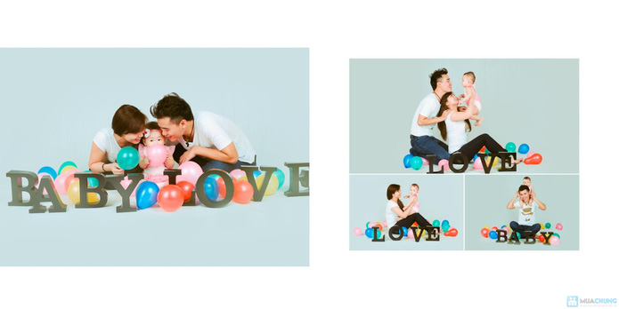 Chụp ảnh cho bé yêu tại Phạm Studio - 30