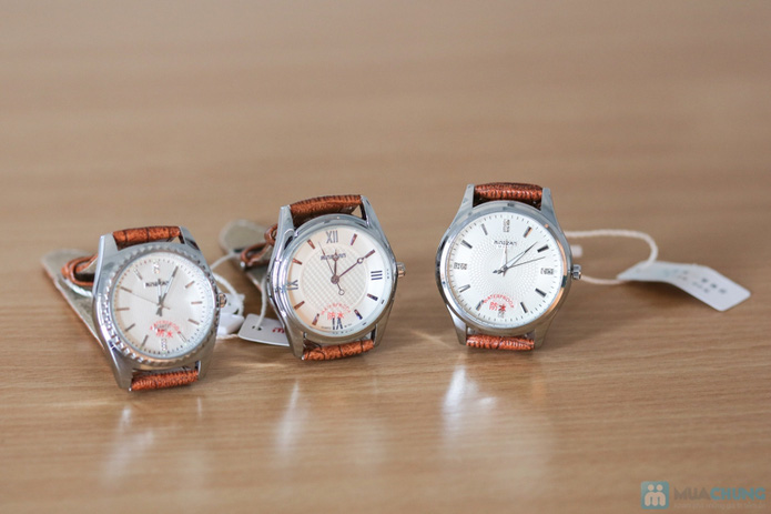 Đồng hồ chống thấm nước cho nam - 5