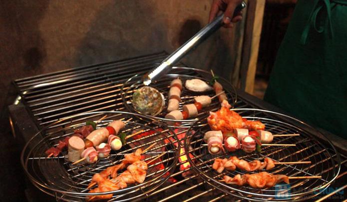 Buffet tối hải sản BBQ hơn 40 món tại Nhà hàng Thằng Mập - 2