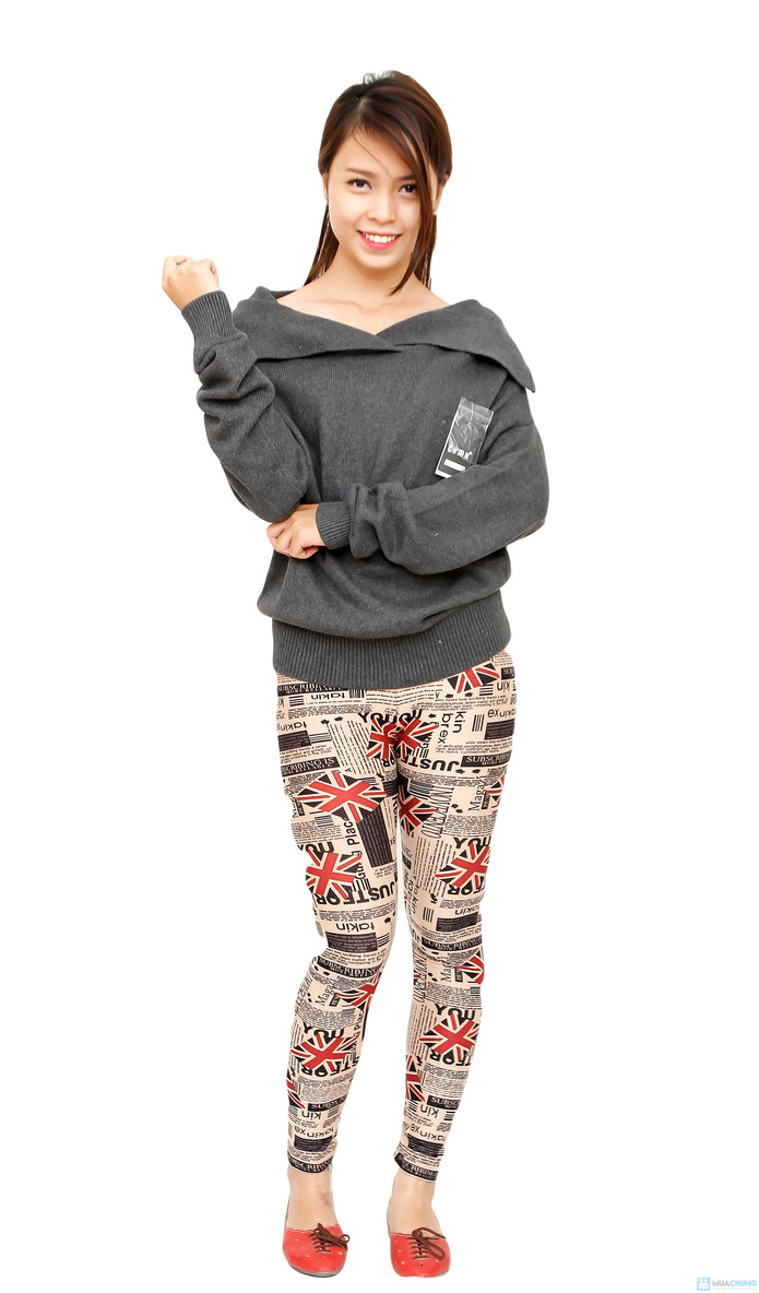 combo 3 quần mặc nhà họa tiết - 3