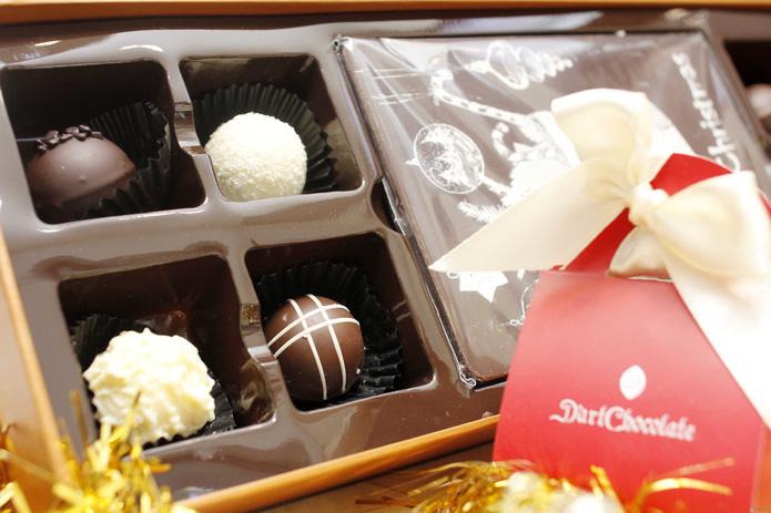 Quà tặng giáng sinh tại D'Art Chocolate - 20