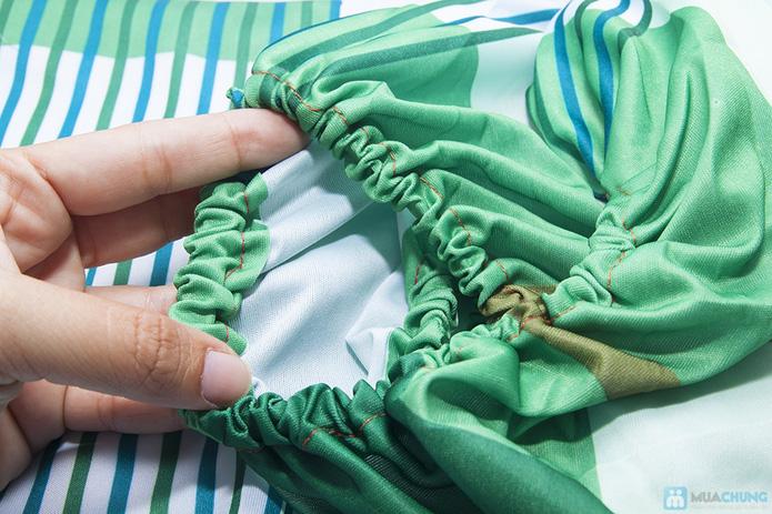 Drap vải thun cao cấp - 3