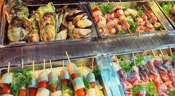 Buffet tối hải sản BBQ hơn 40 món tại Nhà hàng Thằng Mập - 5