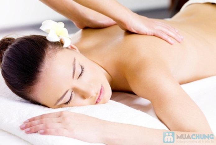 Xông hơi, massage body thư giãn kiểu Thái tại TMV Bena - 2