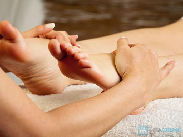 Xông hơi, massage body thư giãn kiểu Thái tại TMV Bena - 6
