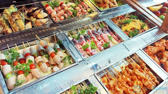 Buffet tối hải sản BBQ hơn 40 món tại Nhà hàng Thằng Mập - 6