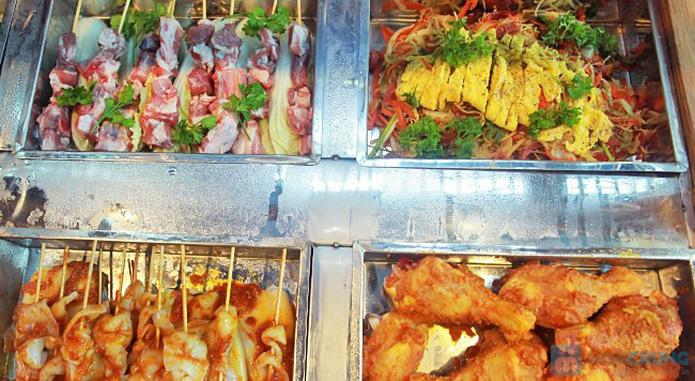 Buffet tối hải sản BBQ hơn 40 món tại Nhà hàng Thằng Mập - 1