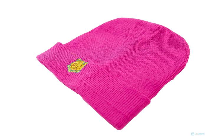 Combo 4 mũ len mịn cho bé - 4