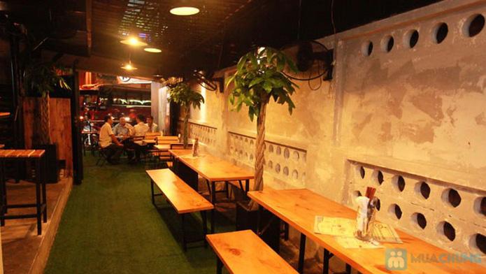Buffet tối hải sản BBQ hơn 40 món tại Nhà hàng Thằng Mập - 15
