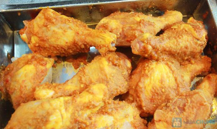 Buffet tối hải sản BBQ hơn 40 món tại Nhà hàng Thằng Mập - 4