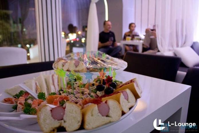 Phiếu giảm giá trên toàn menu tại L – LOUNGE RESTAURANT & COFFEE - 12