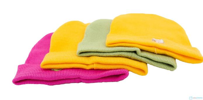 Combo 4 mũ len mịn cho bé - 8