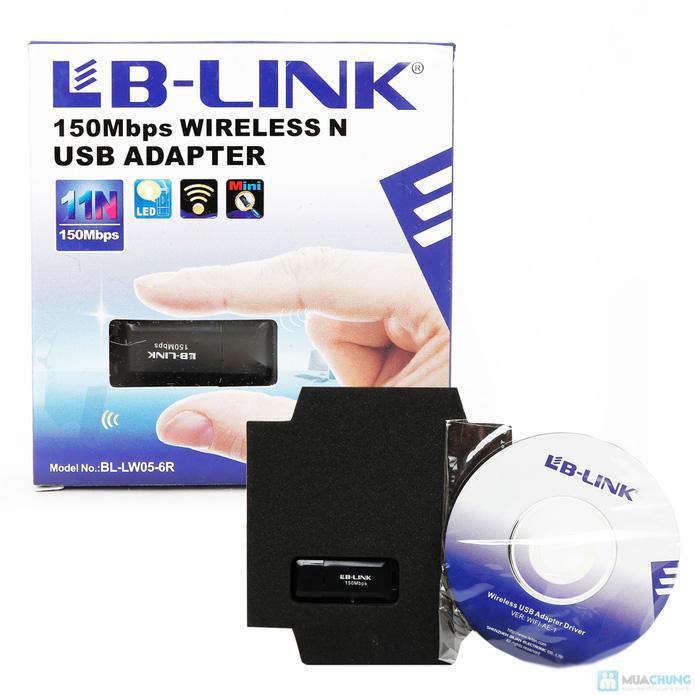 Bộ thu Wireless Adapter 150 Mbps USB ( BL-LW05-6R) - 1