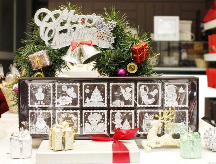 Quà tặng giáng sinh tại D'Art Chocolate - 13