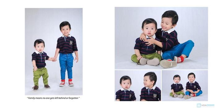 Chụp ảnh cho bé yêu tại Phạm Studio - 10