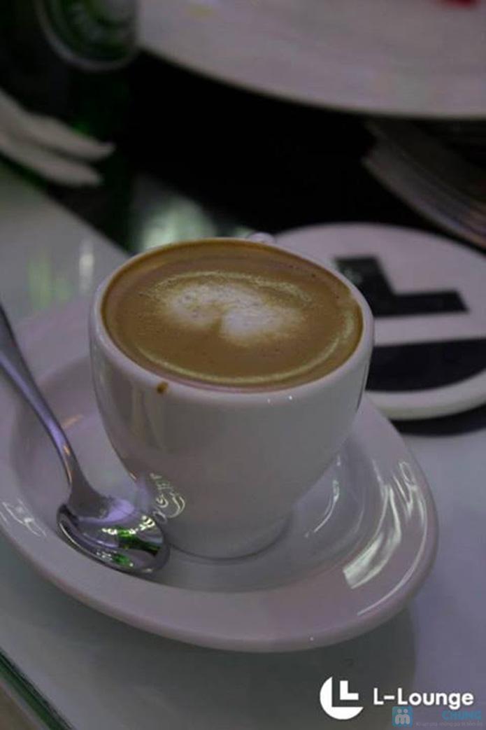 Phiếu giảm giá trên toàn menu tại L – LOUNGE RESTAURANT & COFFEE - 8