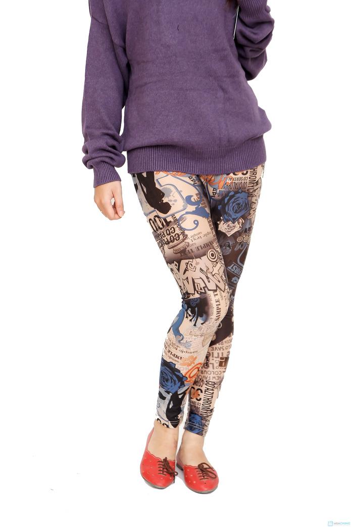 combo 3 quần mặc nhà họa tiết - 2