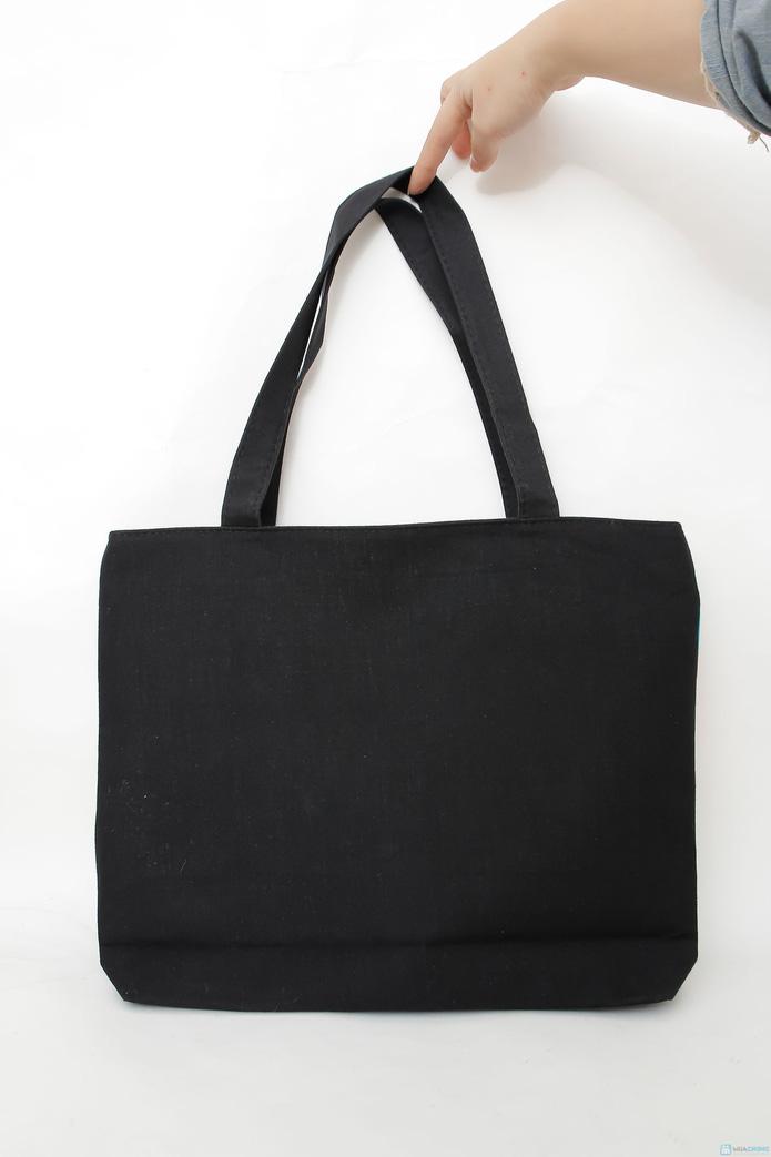 Túi vải sắc màu - 3