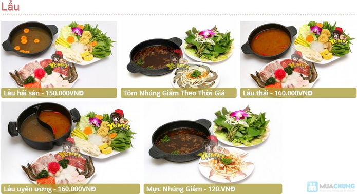 Hải sản nướng cho 2 người tại Yumei Quán - 4