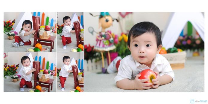 Chụp ảnh cho bé yêu tại Phạm Studio - 6