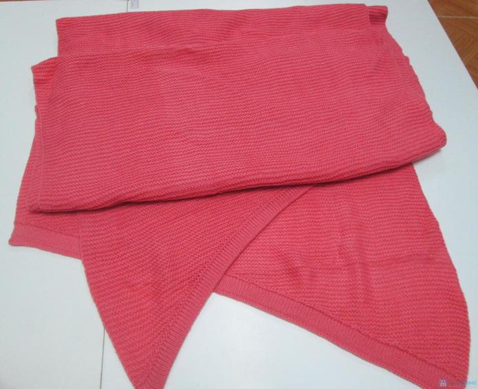 Khăn len mịn dáng dài - 2