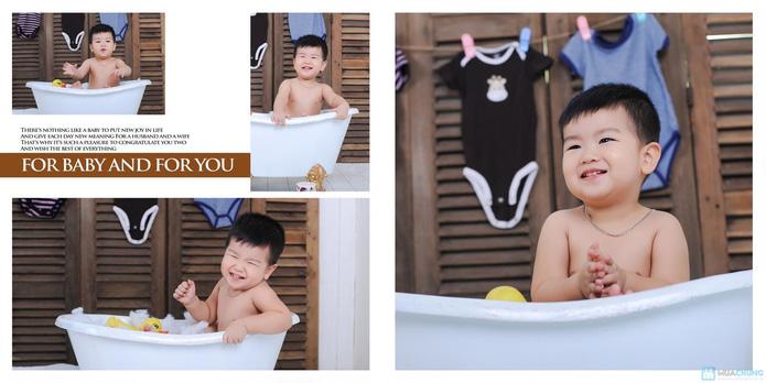 Chụp ảnh cho bé yêu tại Phạm Studio - 7