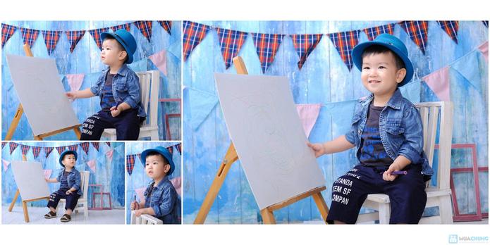 Chụp ảnh cho bé yêu tại Phạm Studio - 15