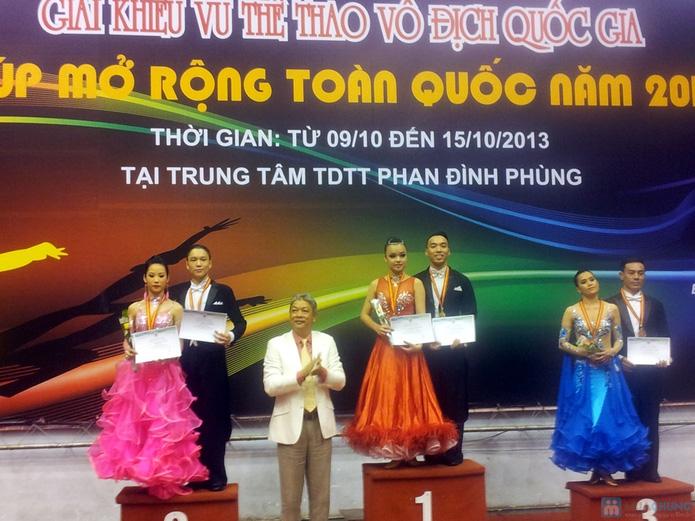 Khóa học Khiêu Vũ Thể Thao tại CLB KVTT Hải Phòng - 1