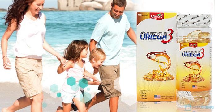 Omega 3 ALASKA - Giúp giảm cholesterol, chống lão hóa... - 6