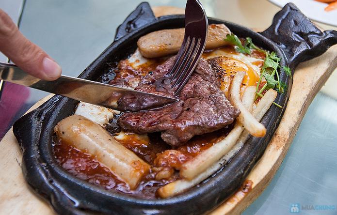 Combo 2 phần bò bít tết tại NH Ẩm thực Sài Gòn - 2