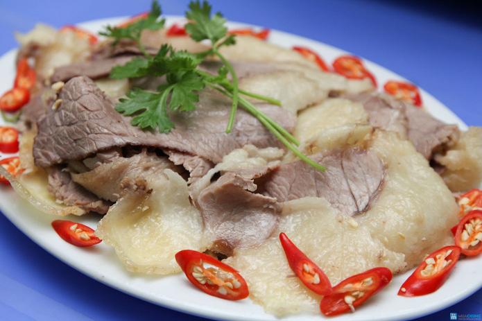 Bò Nhúng Dấm - số 2 Thái Phiên - 2