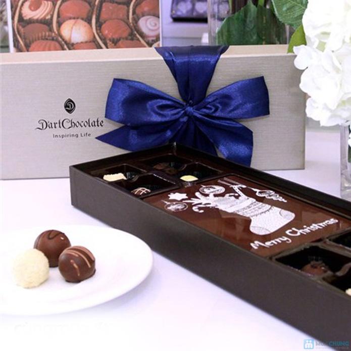 Quà tặng giáng sinh tại D'Art Chocolate - 2